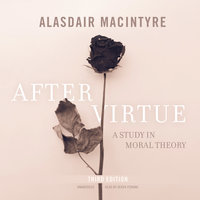 After Virtue, Third Edition - Alasdair MacIntyre
