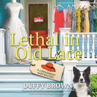 Lethal in Old Lace - Duffy Brown