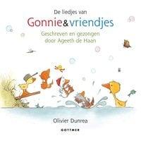 De liedjes van Gonnie & vriendjes - Ageeth de Haan