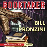 The Booktaker - Bill Pronzini
