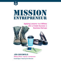 Mission Entrepreneur - Jen Griswold