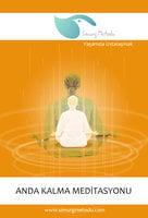Anda Kalma Meditasyonu - DR. ERKAN SARIYILDIZ