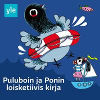 Puluboin ja Ponin loisketiivis kirja - Veera Salmi