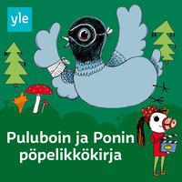 Puluboin ja Ponin pöpelikkökirja - Veera Salmi