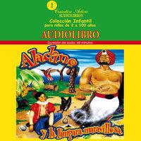 Aladino y la lampara maravillosa - Gottlob Oehlenschläger Adam