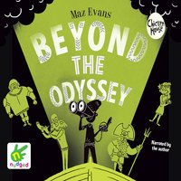 Beyond the Odyssey - Maz Evans