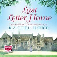 Last Letter Home - Rachel Hore