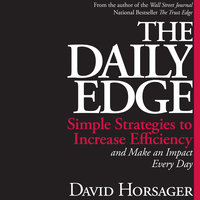 The Daily Edge - David Horsager