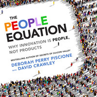 The People Equation - Deborah Perry Piscione, David Crawley