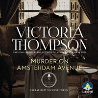 Murder on Amsterdam Avenue - Victoria Thompson