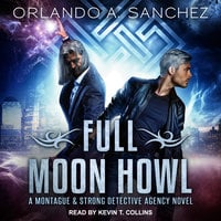 Full Moon Howl - Orlando A. Sanchez