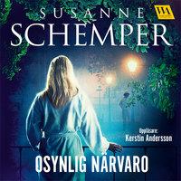 Osynlig närvaro - Susanne Schemper