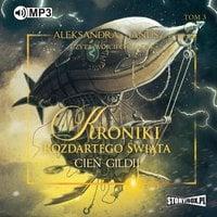 Cień Gildii - Aleksandra Janusz
