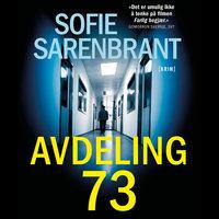 Avdeling 73 - Sofie Sarenbrant