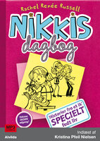 Nikkis dagbog 1: Historier fra et ik' specielt fedt liv - Rachel Renée Russell