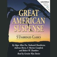 Great American Suspense - Various authors