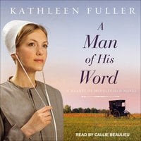 A Man of His Word - Kathleen Fuller