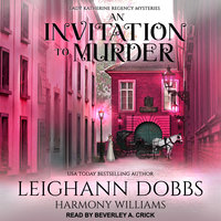 An Invitation To Murder - Leighann Dobbs,Harmony Williams