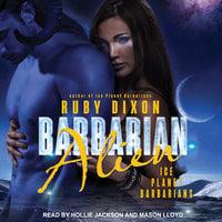 Barbarian Alien - Ruby Dixon