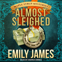 Almost Sleighed - Emily James