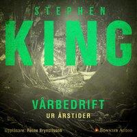 """Vårbedrift : Nyckeln till frihet - en av berättelserna ur novellsamlingen """"Årstider"""" - Stephen King"""
