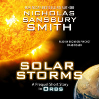 Solar Storms - Nicholas Sansbury Smith