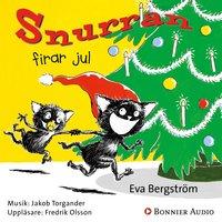 Snurran firar jul - Eva Bergström
