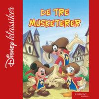 De tre musketerer - Walt Disney