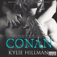 Conan - Kylie Hillman