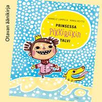 Prinsessa Pikkiriikin talvi - Hannele Lampela