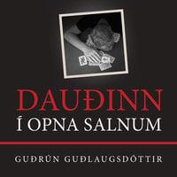 Dauðinn í opna salnum - Guðrún Guðlaugsdóttir