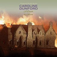 A Death by Arson - Caroline Dunford