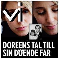 Doreen Månssons tal till sin döende far