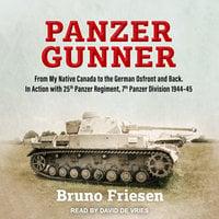 Panzer Gunner - Bruno Friesen