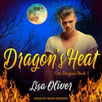 Dragon's Heat - Lisa Oliver