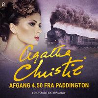 Afgang 4.50 fra Paddington - Agatha Christie