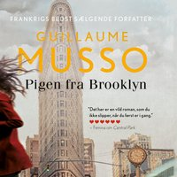 Pigen fra Brooklyn - Guillaume Musso