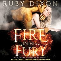 Fire In His Fury - Ruby Dixon