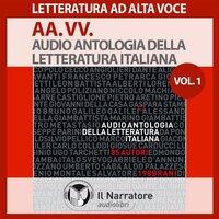 Audio Antologia della Letteratura Italiana - Vol. I (1200-1700) - AA.VV. (a cura di Maurizio Falghera)