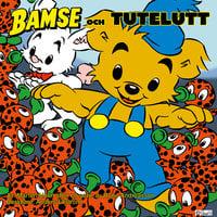 Bamse och Tutelutt - Mårten Melin och Rune Andréasson