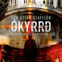 Ókyrrð - Jón Óttar Ólafsson