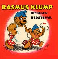 Rasmus Klump besøger bedstefar - Carla Og Vilh. Hansen