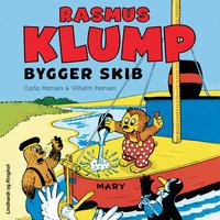Rasmus Klump bygger skib - Carla Hansen, Vilhelm Hansen