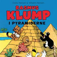 Rasmus Klump i pyramiderne - Carla Hansen, Vilhelm Hansen