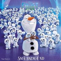 Frost - Små snemænd - Disney