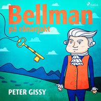 Bellman på rånarjakt - Peter Gissy