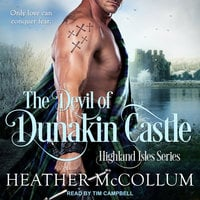 The Devil of Dunakin Castle - Heather McCollum