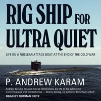 Rig Ship for Ultra Quiet - P. Andrew Karam