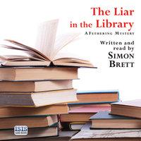 The Liar in the Library - Simon Brett