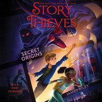 Secret Origins - James Riley